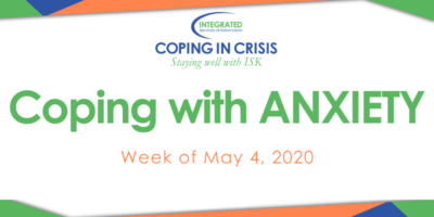 Coping Anxiety May 4