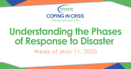 May 11 coping phases